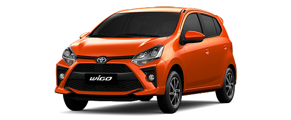 Toyota Wigo 2020